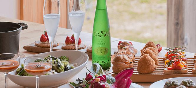 日本酒の垣根を超える確信的な日本酒の開発