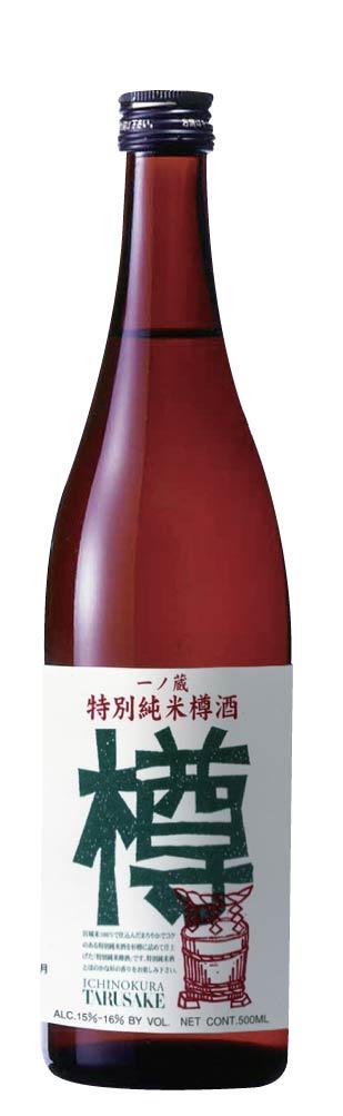 一之藏 特別純米樽酒