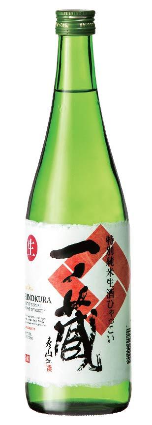 """一之藏 特別純米生酒 """"Hyakkoi"""""""