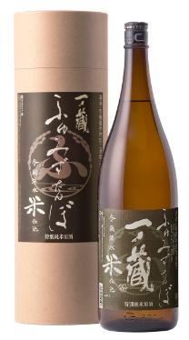 一ノ蔵 特別純米原酒 ふゆみずたんぼ 冬期湛水米仕込