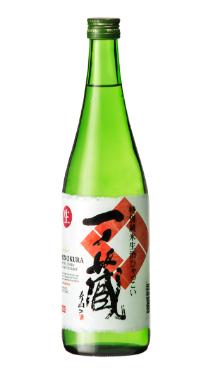 一ノ蔵 特別純米生酒ひゃっこい