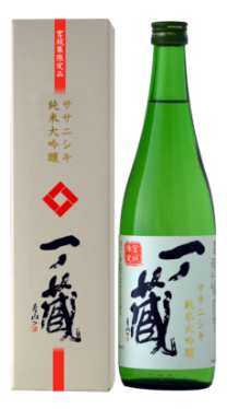 一ノ蔵 ササニシキ純米大吟醸【宮城県限定】