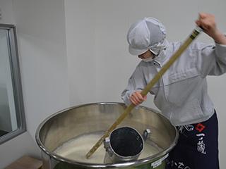 平成31年立春朝搾り 酒母仕込み6日目~11日目の様子