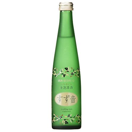 一ノ蔵 発泡清酒 すず音-1