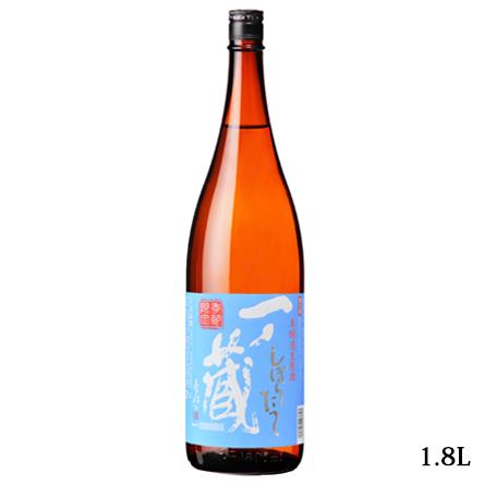 一ノ蔵 本醸造しぼりたて生原酒1.8L
