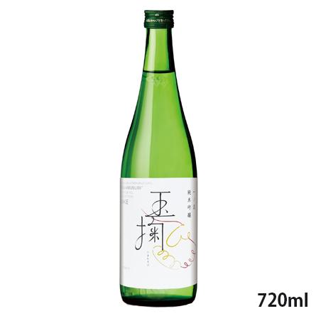 一ノ蔵 純米吟醸 玉掬(たまむすび) 720ml